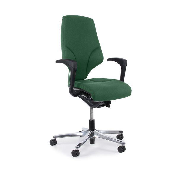 Cadeira-Candall-Giroflex-G64-F8-Verde-Escuro-PO
