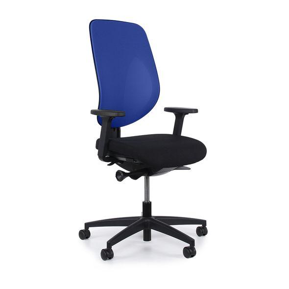 Cadeira-Candall-G353-Tela-Azul-Royal-PU