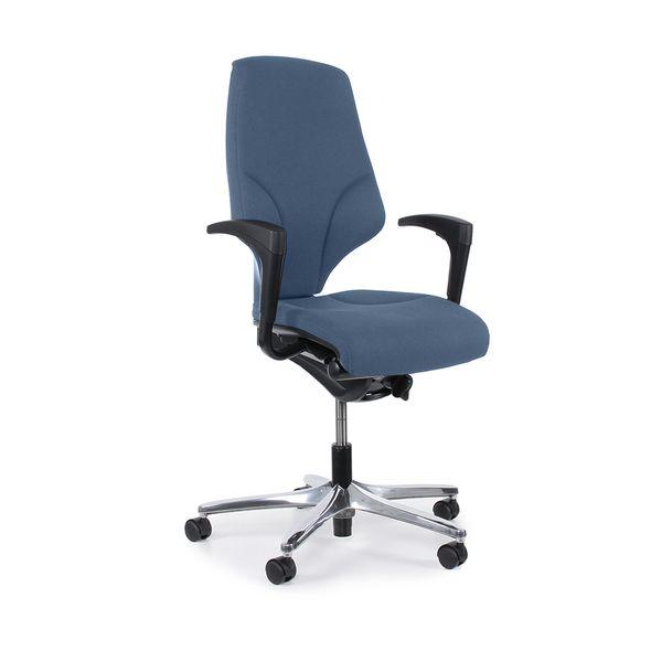 Cadeira-Candall-Giroflex-G64-F8-Azul-Acinzentado-PO