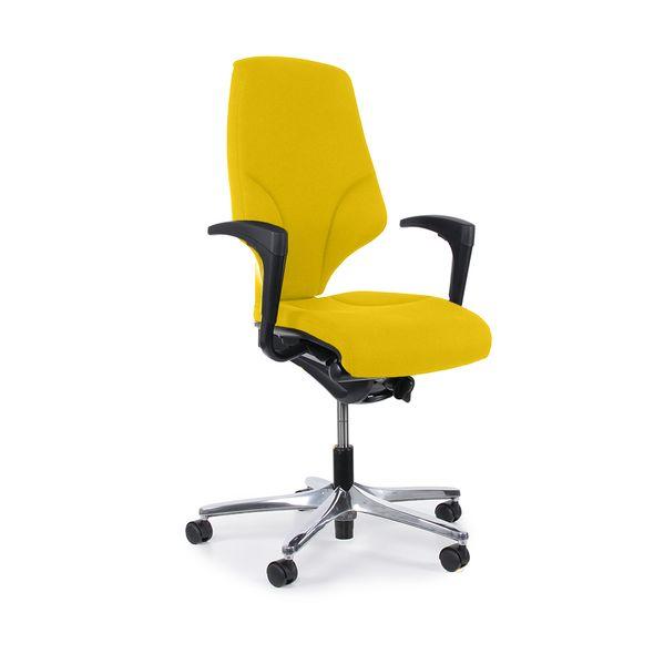 Cadeira-Candall-Giroflex-G64-F8-Amarelo-PO