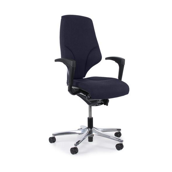 Cadeira-Candall-Giroflex-G64-F8-Azul-Petroleo-PO