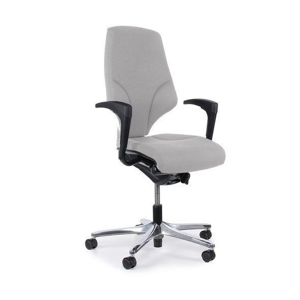 Cadeira-Candall-Giroflex-G64-F8-Cinza-Claro-PO