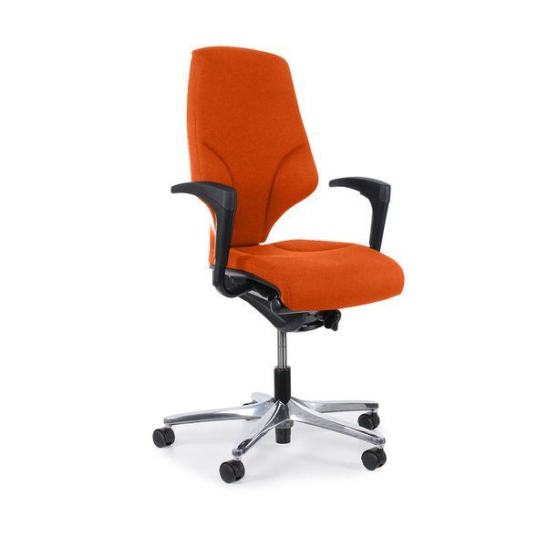 Cadeira-Candall-Giroflex-G64-F8-Laranja-PO