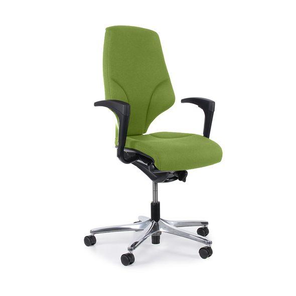 Cadeira-Candall-Giroflex-G64-F8-Verde-Medio-PO